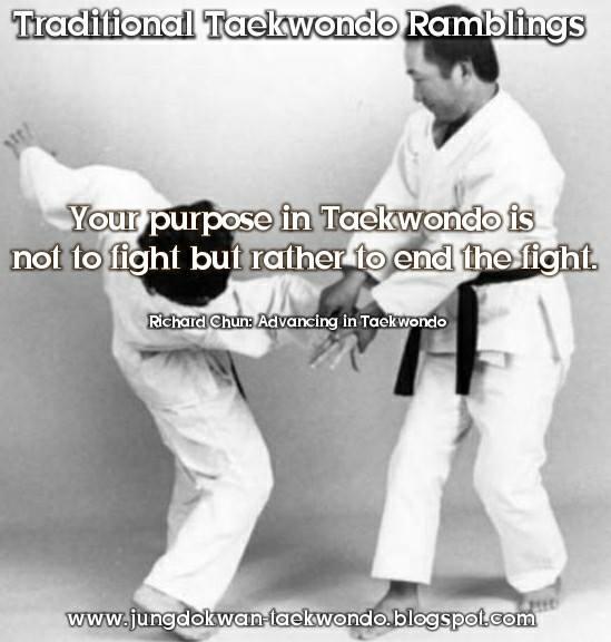 Traditional Taekwondo Ramblings 60 Great Quotes From Gm Richard Chun Inspiration Taekwondo Quotes
