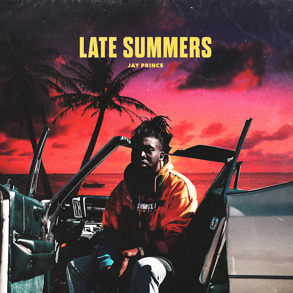 Jay Prince - Late Summers Cover
