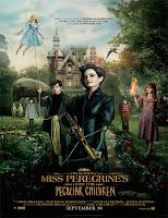OEl hogar de Miss Peregrine para niños peculiares