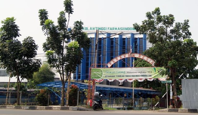 PENERIMAAN MAHASISWA BARU (STIFI BANDUNG) SEKOLAH TINGGI FARMASI INDONESIA BANDUNG