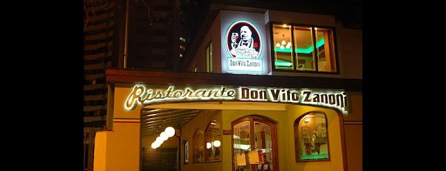 Restaurante Don Vito Zanoni em Viña del Mar