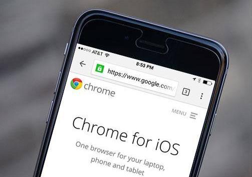 جوجل تطلق كروم 71 لنظام التشغيل iOS