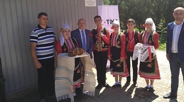 La Turchia crea un impianto di trattamento delle acque in Ucraina