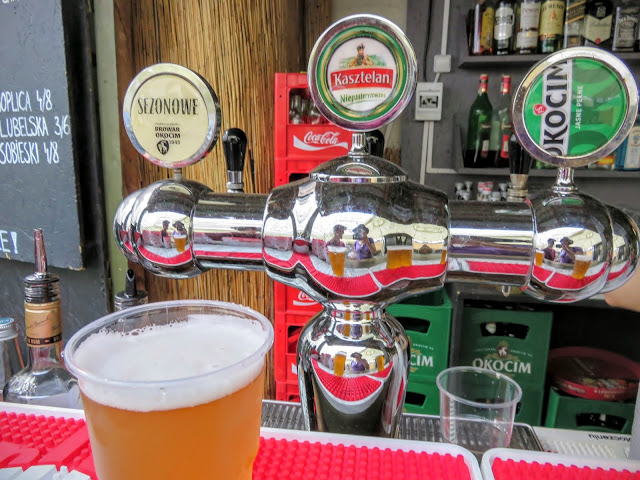 What to drink in Warsaw: Polish beer taps