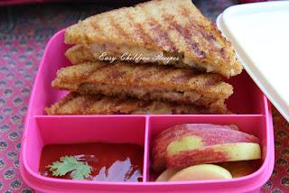 QUICK CHICKEN SAUSAGE SANDWICH / CHICKEN SANDWICH