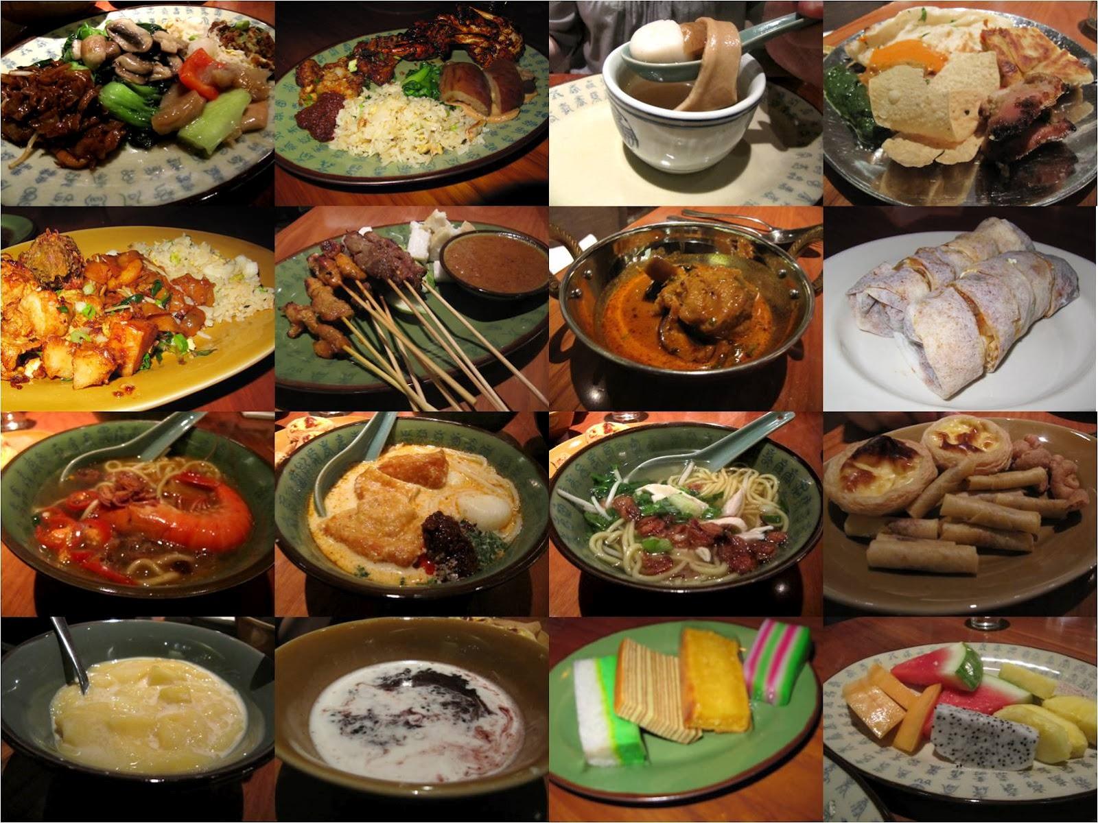 Wen's Delight: Straits Kitchen @ Grand Hyatt Hotel