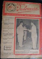 MAJALAH MIMBAR INDONESIA 25 MARET 1959