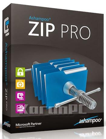 Ashampoo ZIP PRO 1.0.0 + Crack