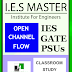 [GATE MATERIAL] IES MASTER Open Channel Flow Study Material for GATE PSU IES GOVT EXAMS Free Download PDF www.CivilEnggForAll.com