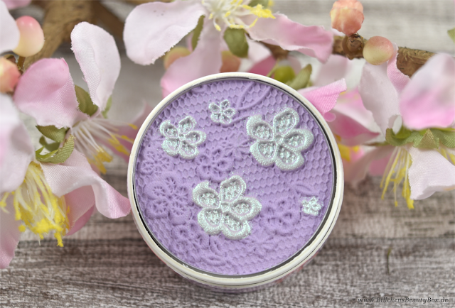 p2 Cosmetics - Blossom Stories - pretty match eye shadow - Lidschatten