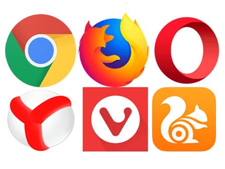 Web Browser Terbaik Untuk PC Windows