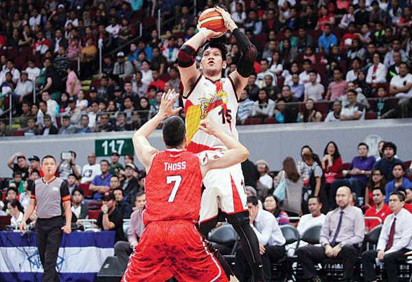 "Monster numbers for ""The Kraken."" June Mar Fajardo"