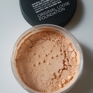 loose foundation mineral botanica
