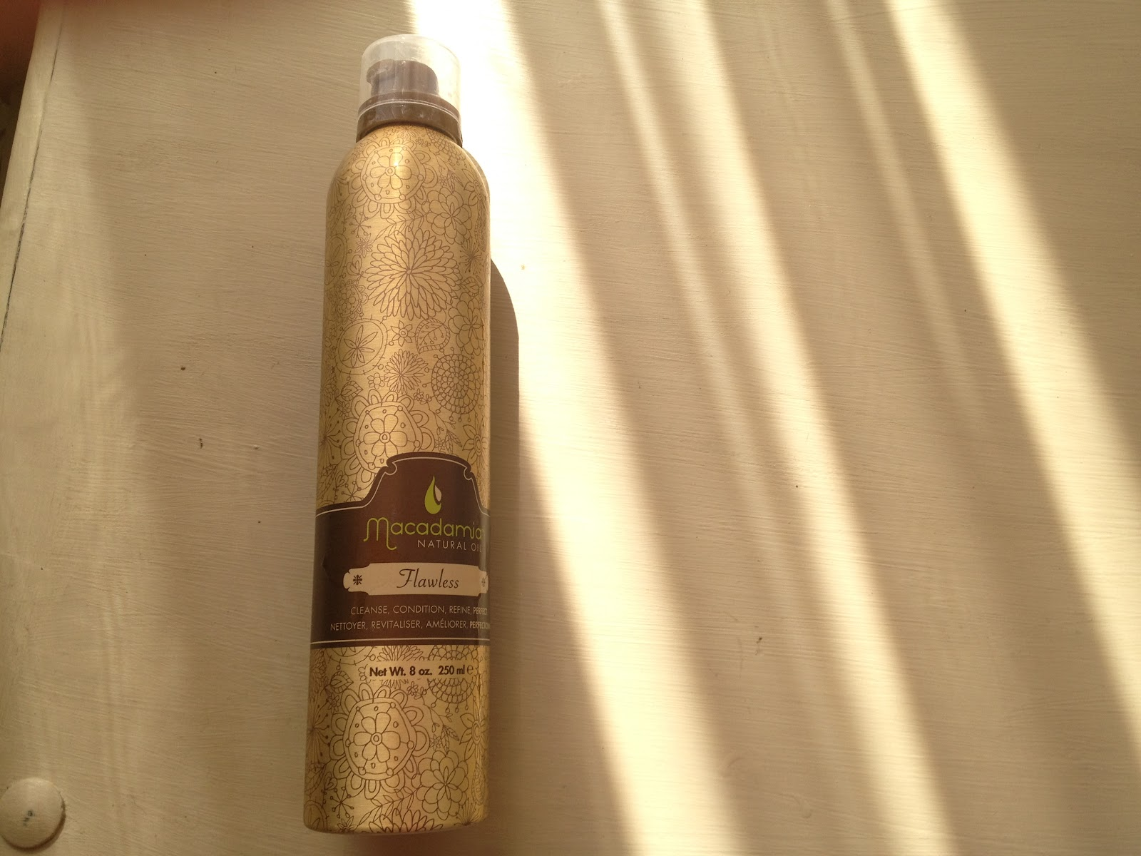 HAIR | Macadamia Flawless Shampoo Review