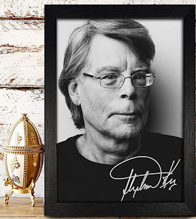 Stephen King Photo, Stephen King Posters, Stephen King Store