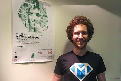 [專訪] Make School創辦人Jeremy Rossmann:解決問題、做出東西,才是寫程式的核心價值|數位時代