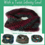 With a Twist Infinity Cowl