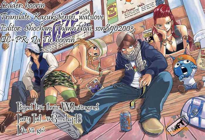 Fairy Tail Chap 18