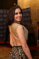 Actress Model Sarah Hopkins Latest Pos in Lehenga Choli at SIIMA Short Film Awards 2017 .COM 0061.JPG