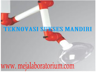 arm extractor udara laboratorium