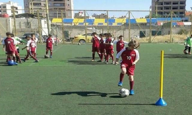 نادي العربي بالسويداء يطلق مدارس صيفية لعدد من الألعاب