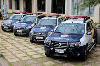 Guarda Civil de Atibaia divulga ocorrências atendidas