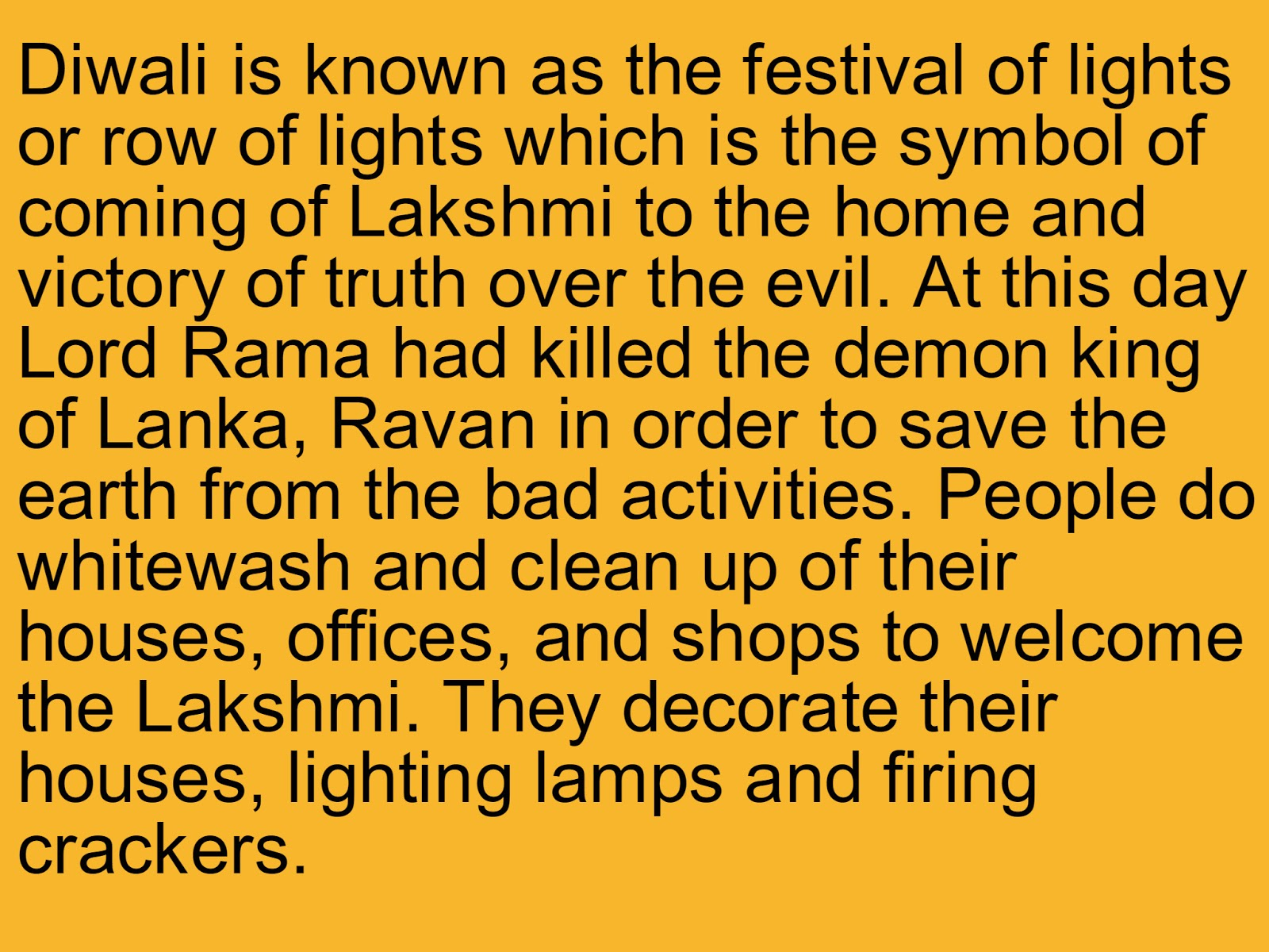 Short essay on diwali celebration without pollution images