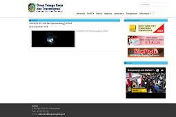 Subdomain Situs DTK & TK. Banyuwangi Diretas HACKER!