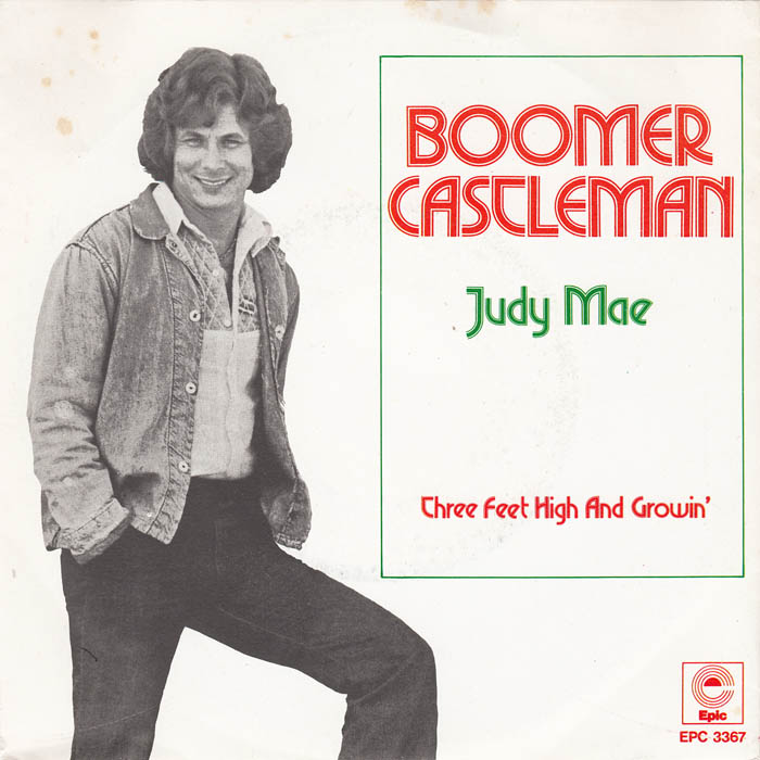 FROM THE VAULTS: Boomer Castleman born 18 July 1945