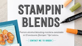 Stampin' Blends are NOW available!
