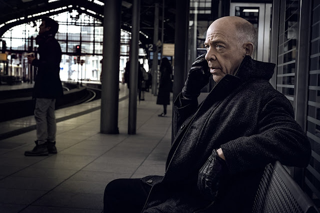 J. K. Simmons in Counterpart