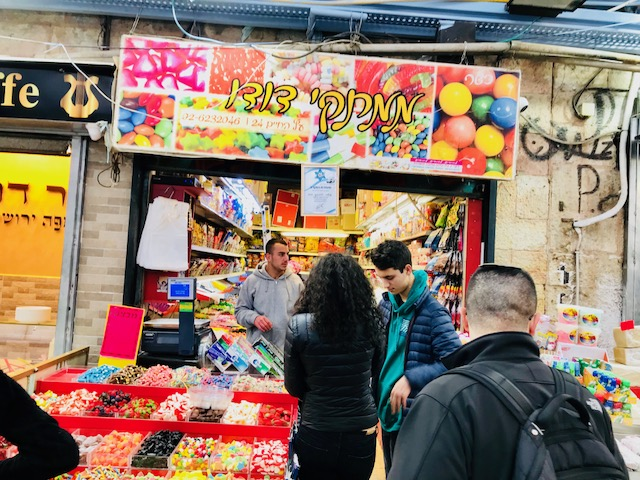 5c601ddea2d The Shuk (Marketplace) in Jerusalem is one of the most exciting and  affordable shopping experiences.