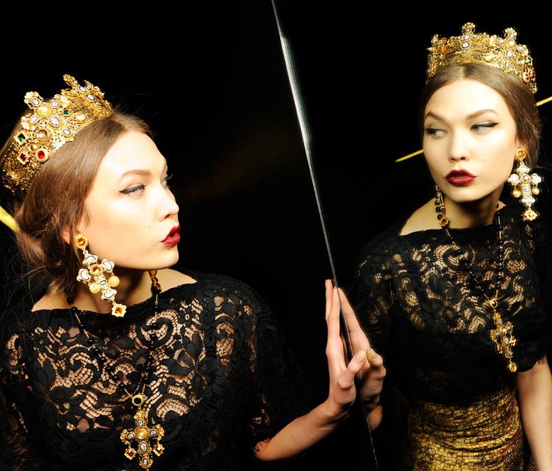 Sembrono Dolce Amp Gabbana Fashion Show 2014 Amp Backstage