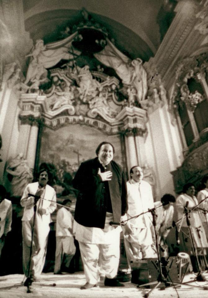 Nusrat Fateh Ali Khan - World Music Day | NusratSahib.Com