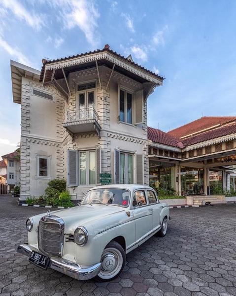 Se-Abad Sudah The Phoenix Hotel Berdiri Menjadi Bangunan Bersejarah Yogyakarta