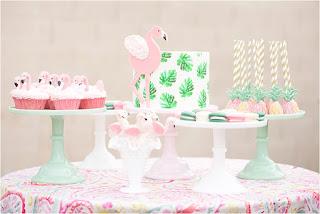 Doces Festa Flamingo