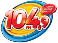 Rádio 104 FM 104,9 de Governador Valadares MG