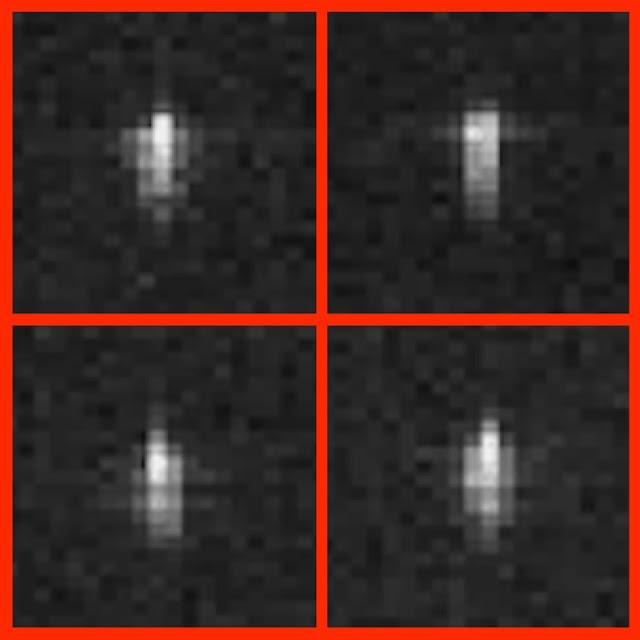 UFO SIGHTINGS DAILY: NASA Finds 70 Meter UFO Orbiting ...