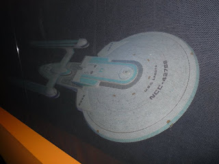 USS Lakota Star Trek Science et fiction Cité des sciences