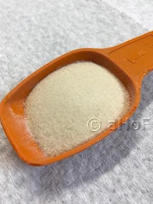 One Packet of Powdered Gelatin