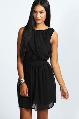 Catalogo de Vestidos Cortos Elegantes