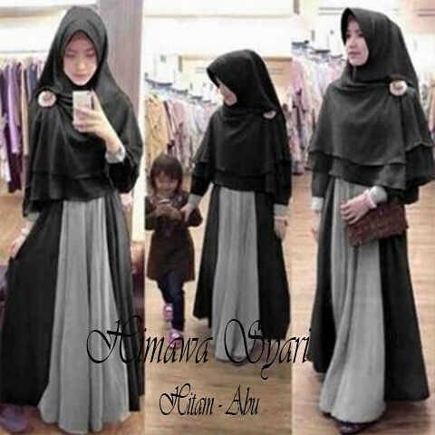 Model Baju Muslim Syar 39 I Cantik Dan Modern