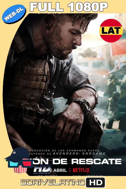 Misión de Rescate (2020) NF WEB-DL 1080p Latino-Inglés MKV