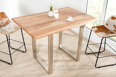 masivní barový stolek, barový pult, barový stolek ze dřeva www.nabytek-reaction.cz, masivní nábytek, nábytek ze dřeva