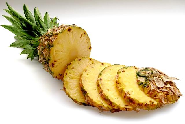 pineapple benefits