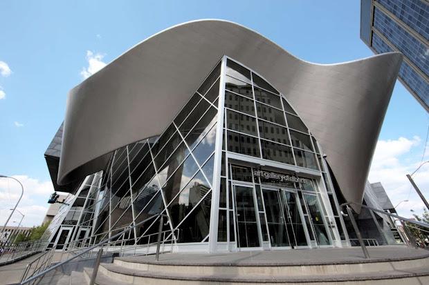 Architecture And Future Art Of Alberta