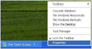 Cara mengubah tampilan Start Menu Windows XP