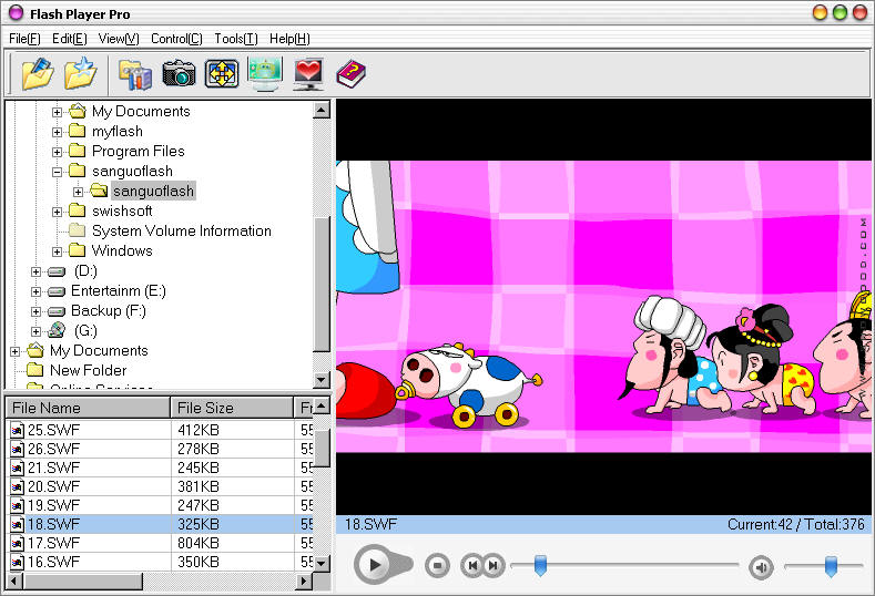 bejooshare: Flash Player Pro v5 2 Portable