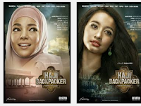 Sinopsis Film Haji Backpacker 2014
