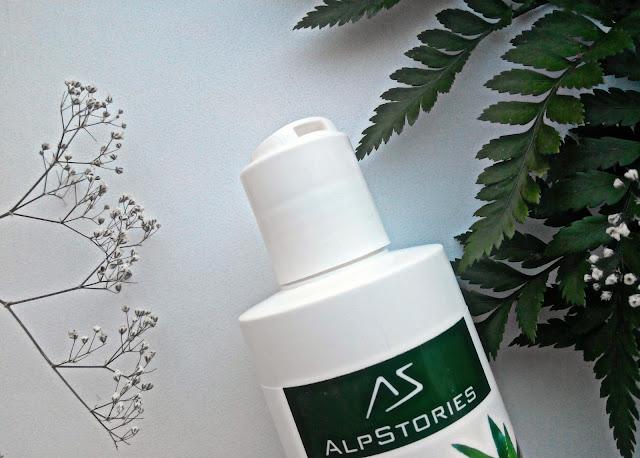 AlpStories Shower Gel